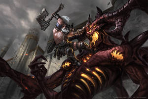 The End of Diablo by AlexAlexandrov