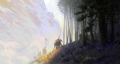 The Return by AlexAlexandrov