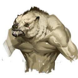 Beast Design by AlexAlexandrov
