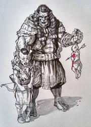 Ink 3 by AlexAlexandrov