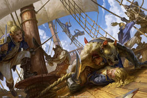 Eagle Knight Intro by AlexAlexandrov