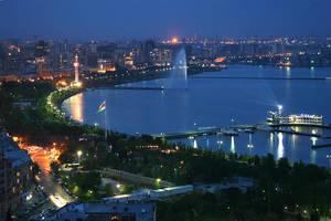 Night in Baku by Xtreminal
