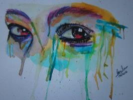 Watercolor Practice by lolbenjo