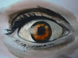 Watercolor Eye by lolbenjo