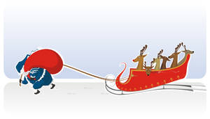 Christmas Postcard by NunoDias