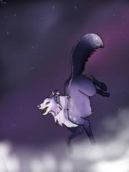 Running on the Stars by PonyRushy1098