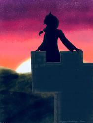 The Sunset Princess by PonyRushy1098