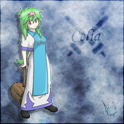 Celia by Exate