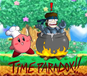 TIME PARADOX by gunmouth