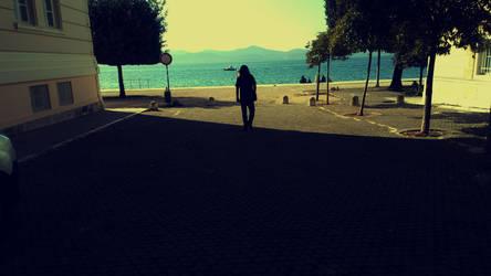 Zadar city,Croatia, september, autumn feeling by carrolsmith