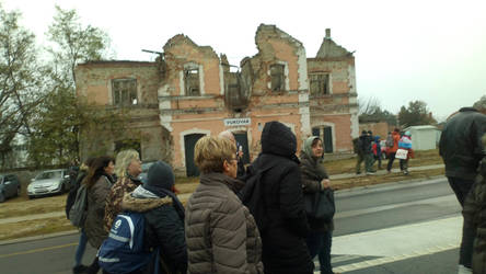 In memory of victims in Vukovar city 1991 by carrolsmith