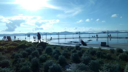 november mood in Zadar city by carrolsmith
