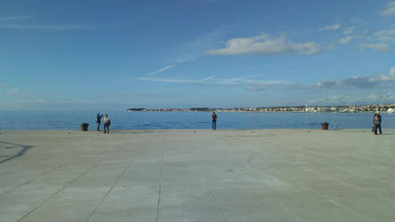 big blue sea by carrolsmith