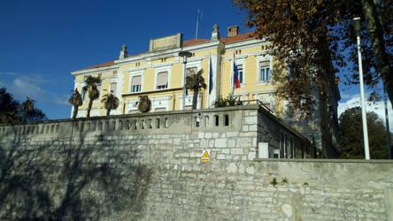Zadar city,Croatia by carrolsmith