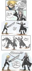 the final battle by rennerei