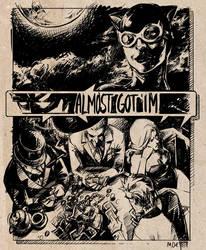 the Batman's fanclub by rennerei