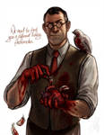 TF2 - Meet Archie by rennerei