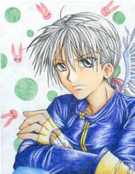 Shinigami Takuto by m3ru