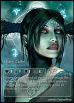 Charm Caster: Admin-fadewillo by CardsOfWars