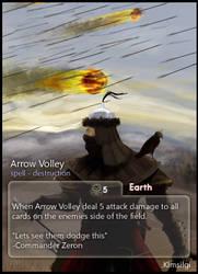 Arrow Volley: klmsilgi by CardsOfWars