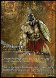 Unlock Potential: Sambor by CardsOfWars