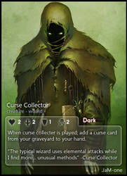Curse Collector: JaM-one by CardsOfWars