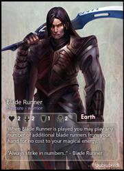 Blade Runner: Jubjubjedi by CardsOfWars