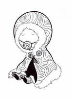 ME: Wintery Tali by Lilaaku