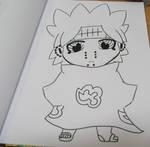 Aka: Pain-chan by Lilaaku