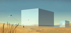 Cube - a simple game by yohan-haash