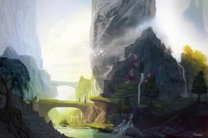 Peaks by yohan-haash