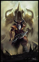 barbarian by yohan-haash