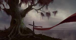 ol'dead tree by yohan-haash
