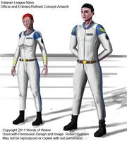 SLN Uniform Concepts by starfleet