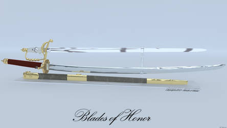 Blades of Honor by starfleet