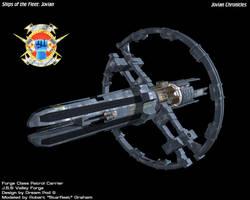 Forge Class Standard Shot by starfleet