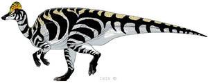 Corythosaurus by IsisMasshiro