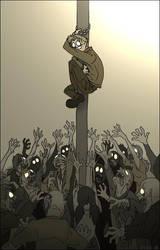 Zombie problem by IsisMasshiro