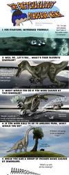 Dinosaur meme by IsisMasshiro