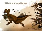 Left 4 extinction by IsisMasshiro