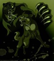 GNG - Bearhound by IsisMasshiro
