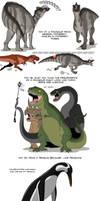 Dinosaur challenge 5 by IsisMasshiro
