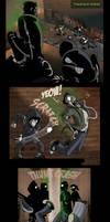 L4D - Dysfunctional team by IsisMasshiro