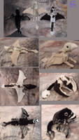 Dimorphodon-plushies FOR SALE by IsisMasshiro