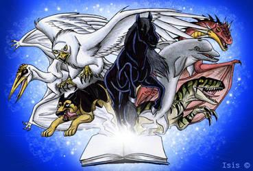 Book of dreams by IsisMasshiro