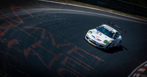 911 GT3 by Skarndebrax
