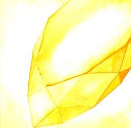 Yellow Gemstone (Marquise Cut) by AjaxTelamoneis