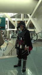 Ezio is on the hunt by ngefan1989