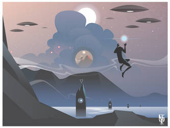 The Seven Visitors Of Facius Cardan by PhantasmicOracle