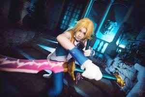 Final Fantasy IX - Zidane Tribal by I-S-Mast